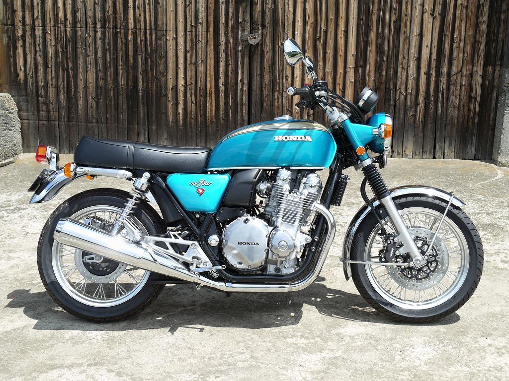 CB1100 K10 Blue