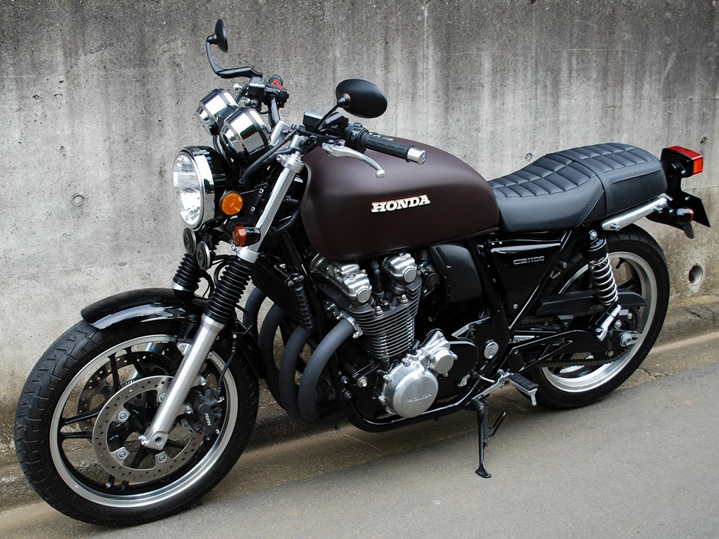 Honda Build And Price >> HONDA CB1100 CUSTOM | WhiteHouse | Samurider.com