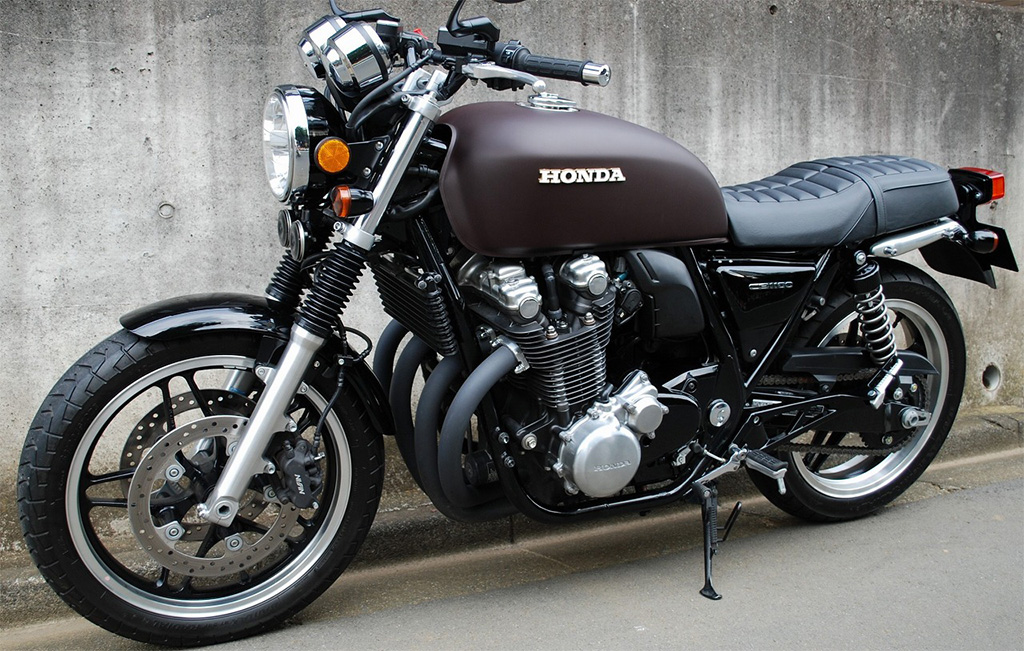Build A Honda >> HONDA CB1100 CUSTOM | WhiteHouse | Samurider.com
