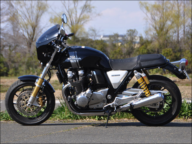 ChicDesignRoad Comet Fairing 1CB1100RS 2017 Chic0141